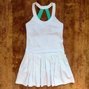 Girl's Ivivva Tennis Dress Sz 14 NWOT